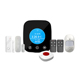 3G 4G wifi zigbee z-wave outdoor gateway/ home automation Smart hub Alarm,Intelligent APP gsm alarm, with contact ID