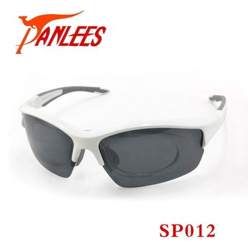 d1bab2de3d8 Panlees wholesale guangzhou PC sport rx optical insert glasses uv400 polarized  lenses naked sun glasses goggles