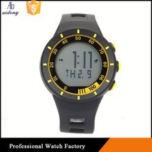 Oem Welcome Colorful Silicone Rubber Digital Bracelet Led Watch Sport Strap Own Logo