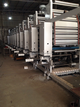 China 7 motor high speed Rotogravure Printing Machine(factory direct sale) full automatic