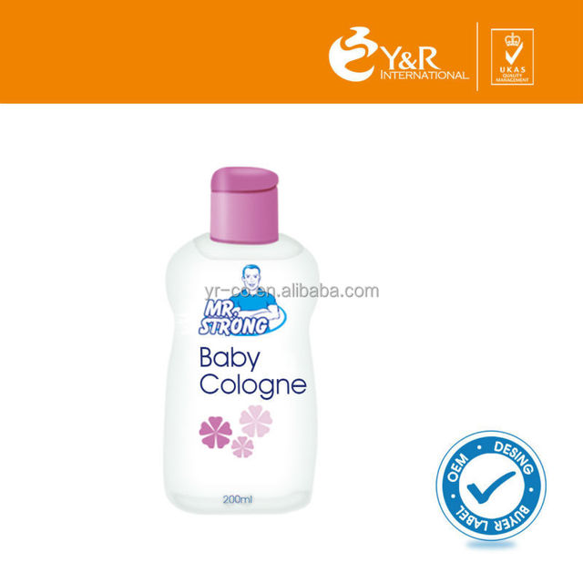 Soft skin baby cologne