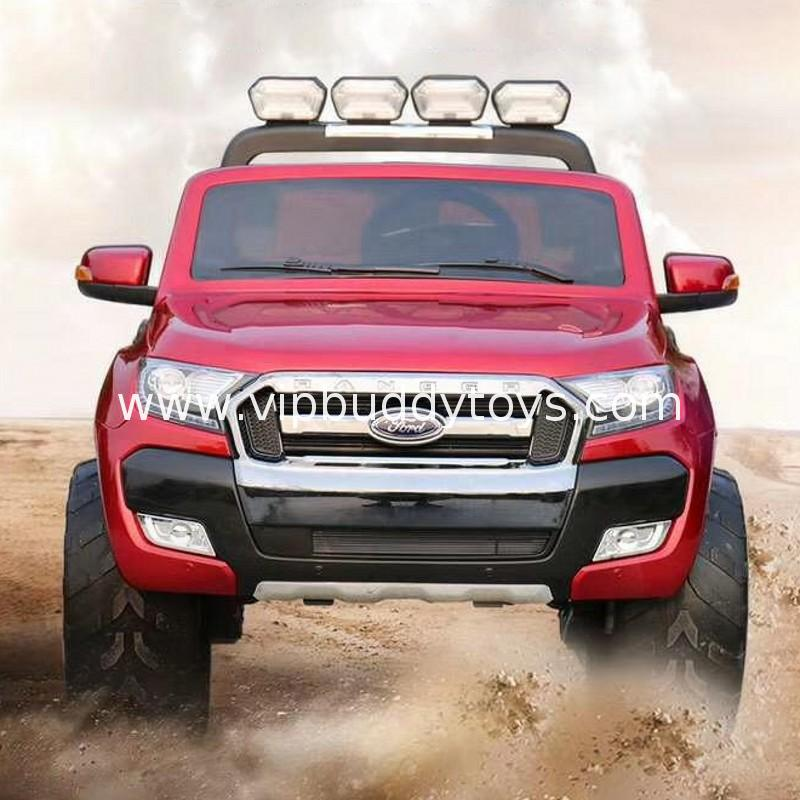 Top quality new style the multifunctional licensed Ford Ranger cars for 12 year olds to drive 10 car kids