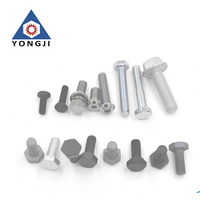 High Precision Factory Customized Stainless Steel Hexagon Bolt