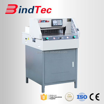 BD-4908R Automatic A4 Copy Paper Cutter Electric Book Trimming Machine