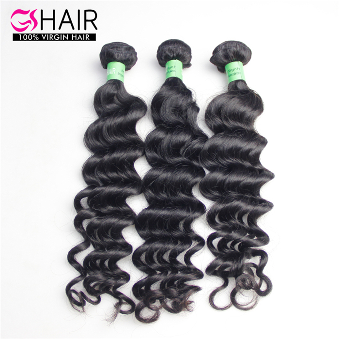3pcs/lot Brazilian virgin <strong>Hair</strong> more wavy keep wavy after washing made of 12-30inch dhl free shipping single donor virgin <strong>hair</strong>
