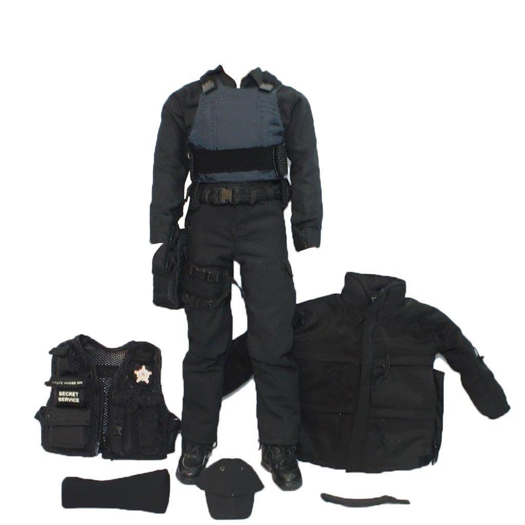 Tom Uniform Set Dragon Action Figures - 1:6 Scale