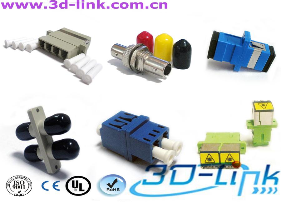 New Technology Fiber Optic Rj45 Lc Single Mode Duplex Adapter ...