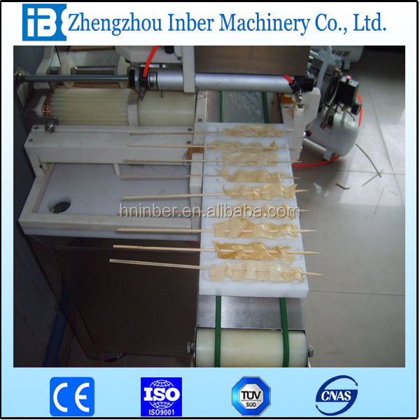 Stainless steel automatic kebab making machine