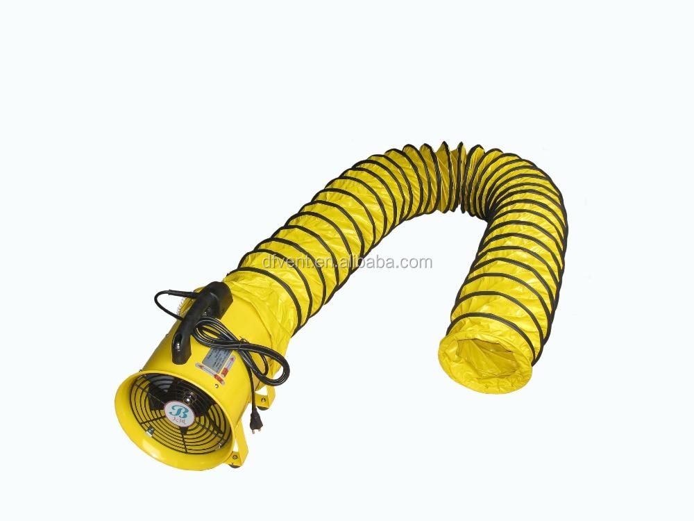Blower Fan With Hose : Quot ventilation blower fan with flexible hose buy