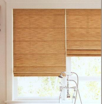 Reasonable Price Different Colors Cordless Roman Shades