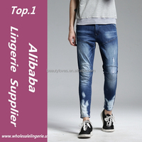 hot sale 2017 latest fashion denim jeans long pent high quality new style jeans pent men design
