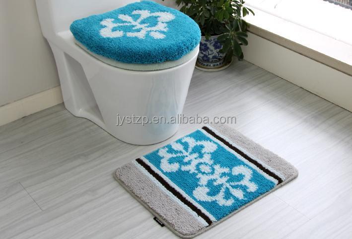 Good Washable Rug Set /3 Pieces Bath Rug Set /bath Rug Sets