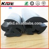 EPDM Glass glazing rubber gasket