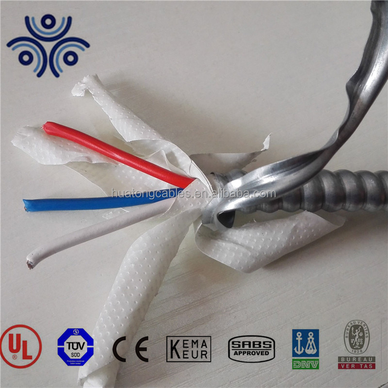 Mental Clad Cable Electric Wire 12-2 With Ul Listed - Buy Electric ...