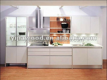 Selling Melamined Chipboard Glass Cabinet Doors Kitchen Cabinets ...