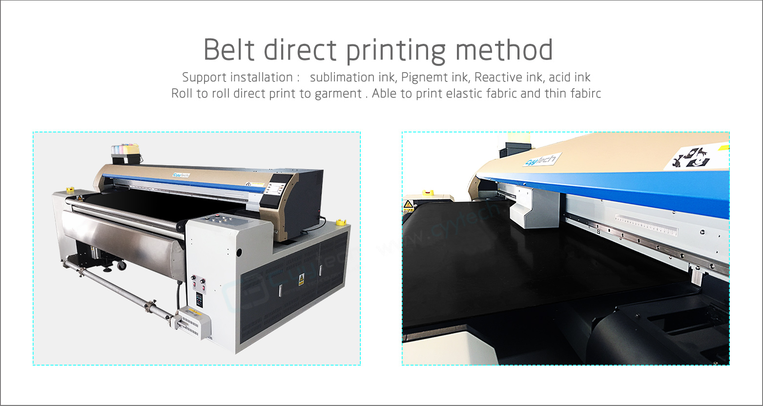 Digital Textile Printing Machine For Cotton Fabric With ...