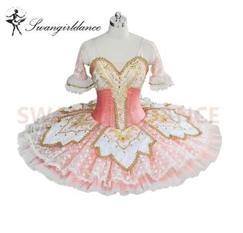 43876f59e37 Offre Spéciale pêche fée ballet casse-noisette tutu rose la belle au bois  dormant professionnel