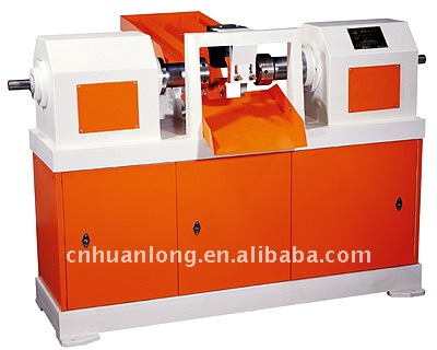 Core Edge Polishing Paper Core Grinding Machine with Burnish tube ends