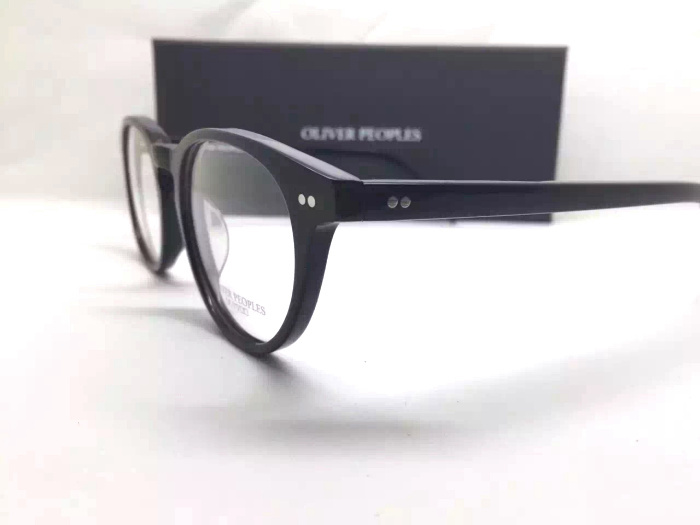 4cb41d4158678 Brand Designer Oliver Peoples Riley-k Vintage Myopia Glasses Frame Men women  Retro Elegant Plate Eyeglasses Fashion Eye Glasses