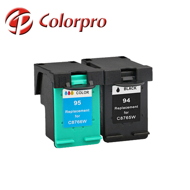 Ink cartridge for HP 94 95 for HP DeskJet 460c 460wbt 5740 5740xi 6520 6520xi 6540 6540dt 6540XL printer for HP94 HP95