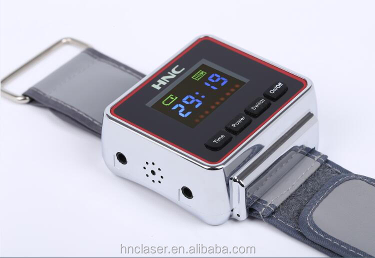 China Hnc Manufacturer Diabetes Hypertension Treatment Cold Laser ...