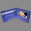 Mini DV USB video player for advertising,MP4 video brochure card