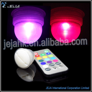 Single White Color Flashing Blinking Lights Small Battery Operated Led Light