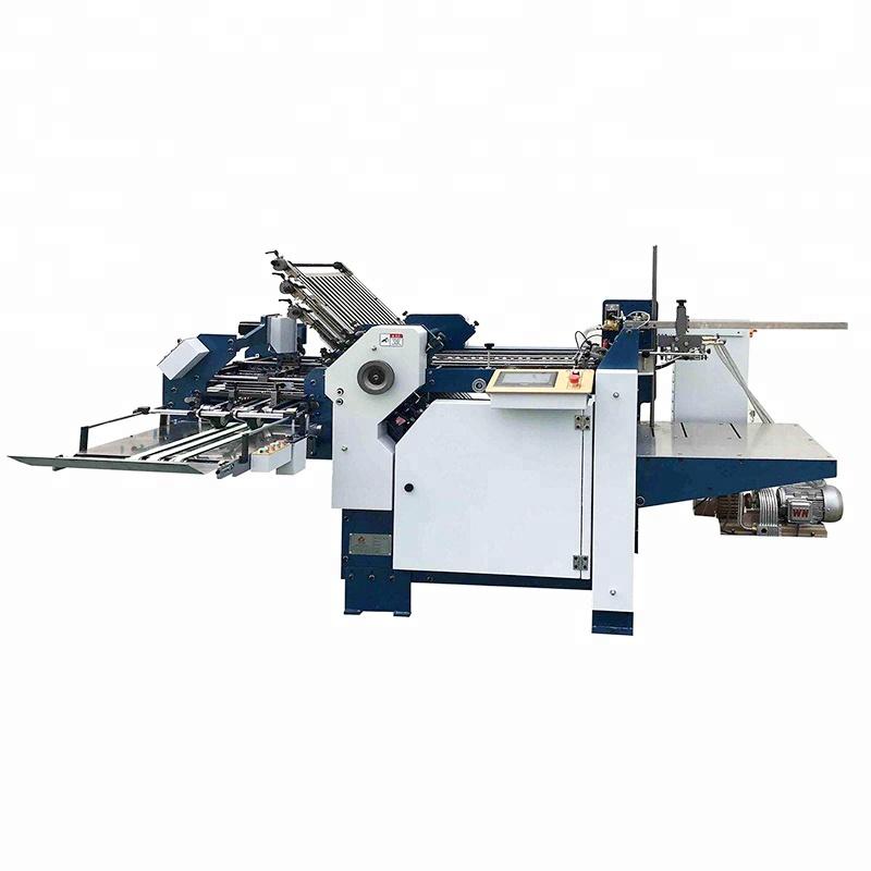 China Paper Folding Insert Machine, China Paper Folding