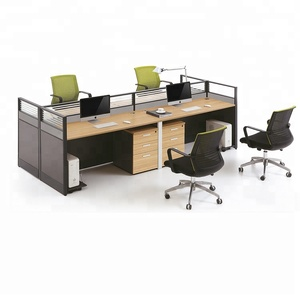 Office Workstation With One Seater Two Or Four For Each Group