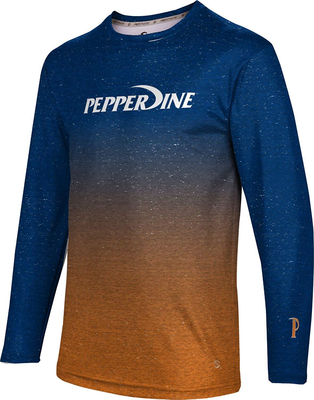 a24ca4fc0 Get Quotations · ProSphere Pepperdine University Men's Long Sleeve Tee -  Gradient