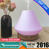 200ml ceramic oil aroma diffuser With Colorful Led Light