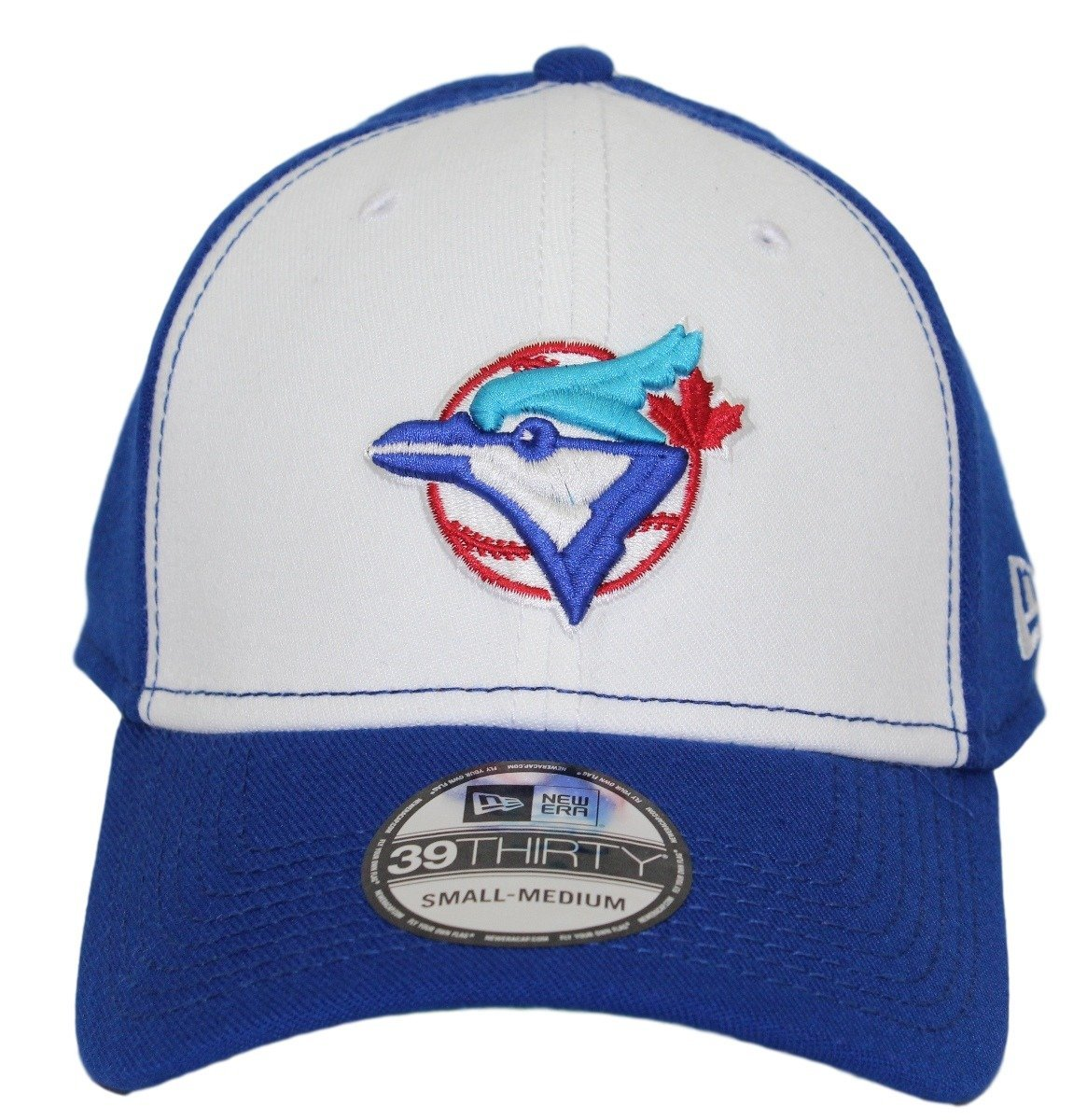 f3860a14e6635 Get Quotations · Toronto Blue Jays New Era MLB 39THIRTY Cooperstown