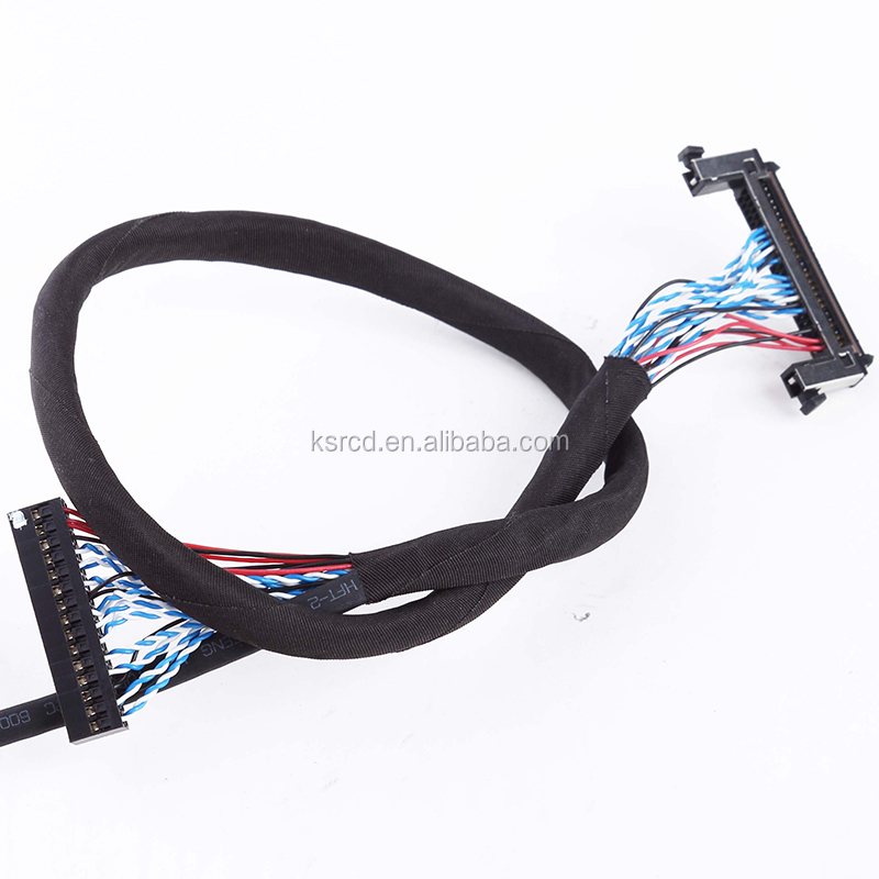 Custom LCD Display LVDS Cable