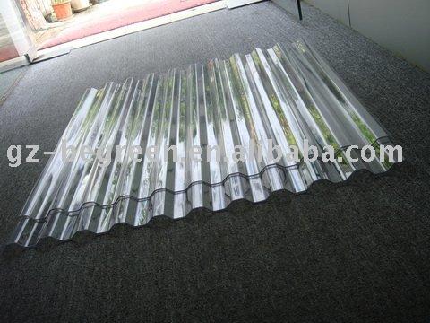 Pc carton corrugado para techos techo de policarbonato for Cubiertas transparentes para techos