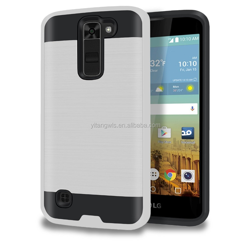 Hybrid Lars Mars Dual Layer Slim armor Fit Hard Cover with TPU Skin Case MetroPCS