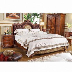 Classic Teak Wood Beds Models