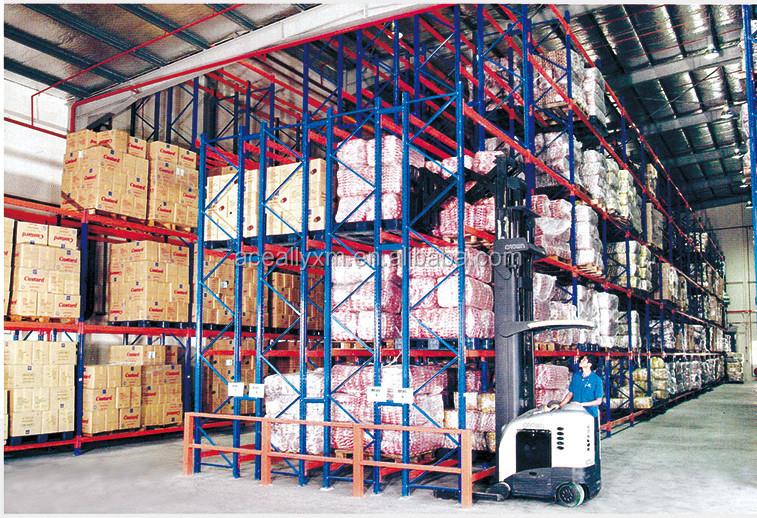Aceally hotsell pallet racking double stacking pallet rack