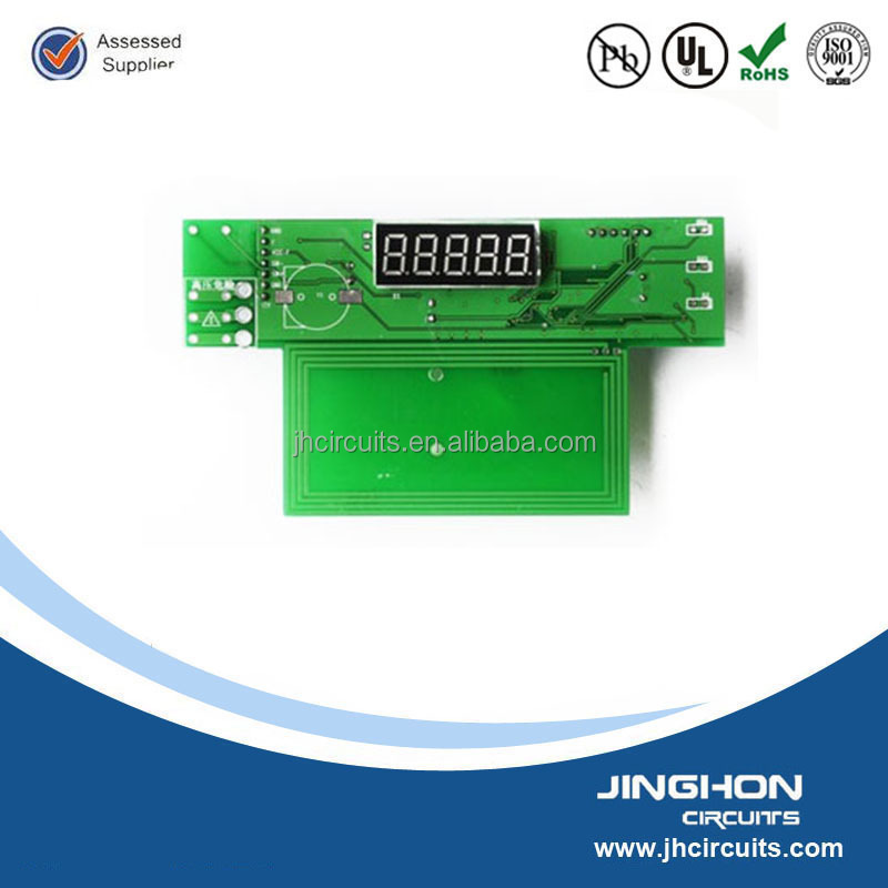 Professional team and online 24 hours flow meter pcb manufactur factory