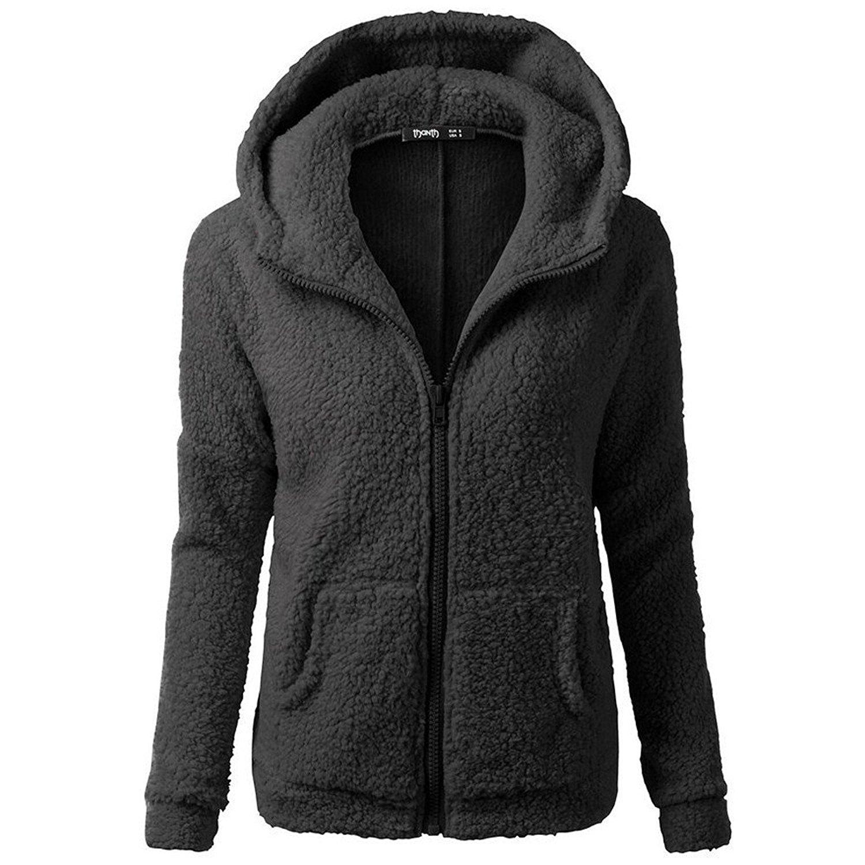 4f2491c1d1d2c Get Quotations · POTO Women Coats Plus Size
