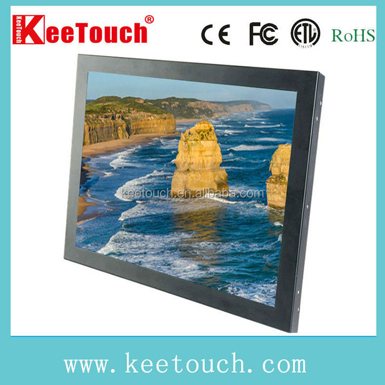 8 inch Serial Lcd Display Touch Monitor Industrial Panel 800*600 resolution RS232 3.3V, CMOS/TTL Interface