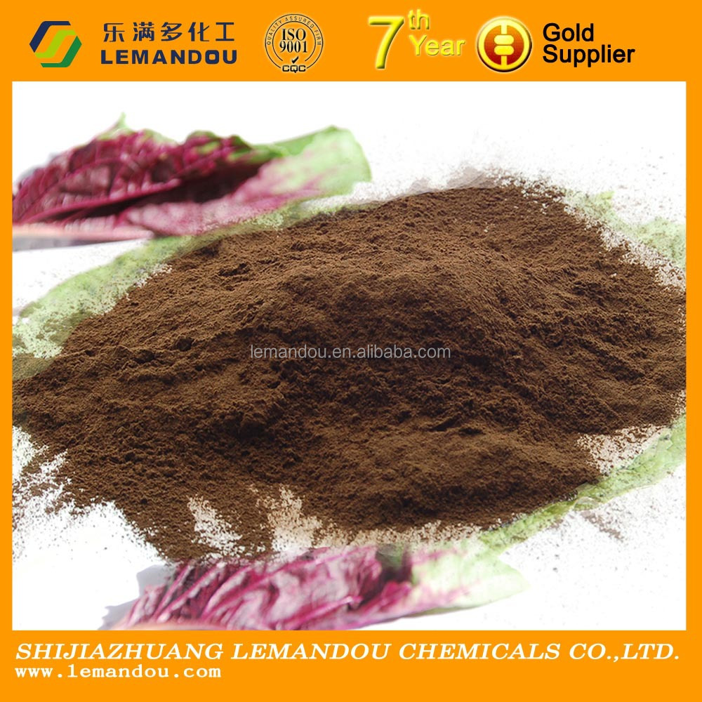 Nice Quality Power Potassium Humate Price China Supplier
