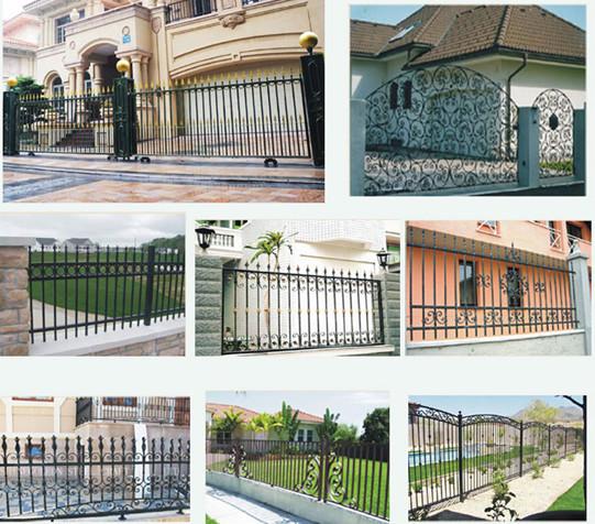 Fancy iron fence for balcony buy art iron fence wrought for Luxury fences