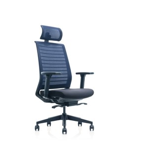 hot sale design executive headrest swivel chair office equipment furniture fabric mesh office chairs bed with locking wheels