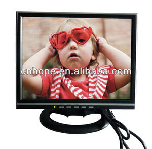 "14 inch tft lcd monitor with VGA input 14""viewsonic monitor"