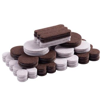 Self Stick Furniture Felt Pads Hardwood Floor Protectors