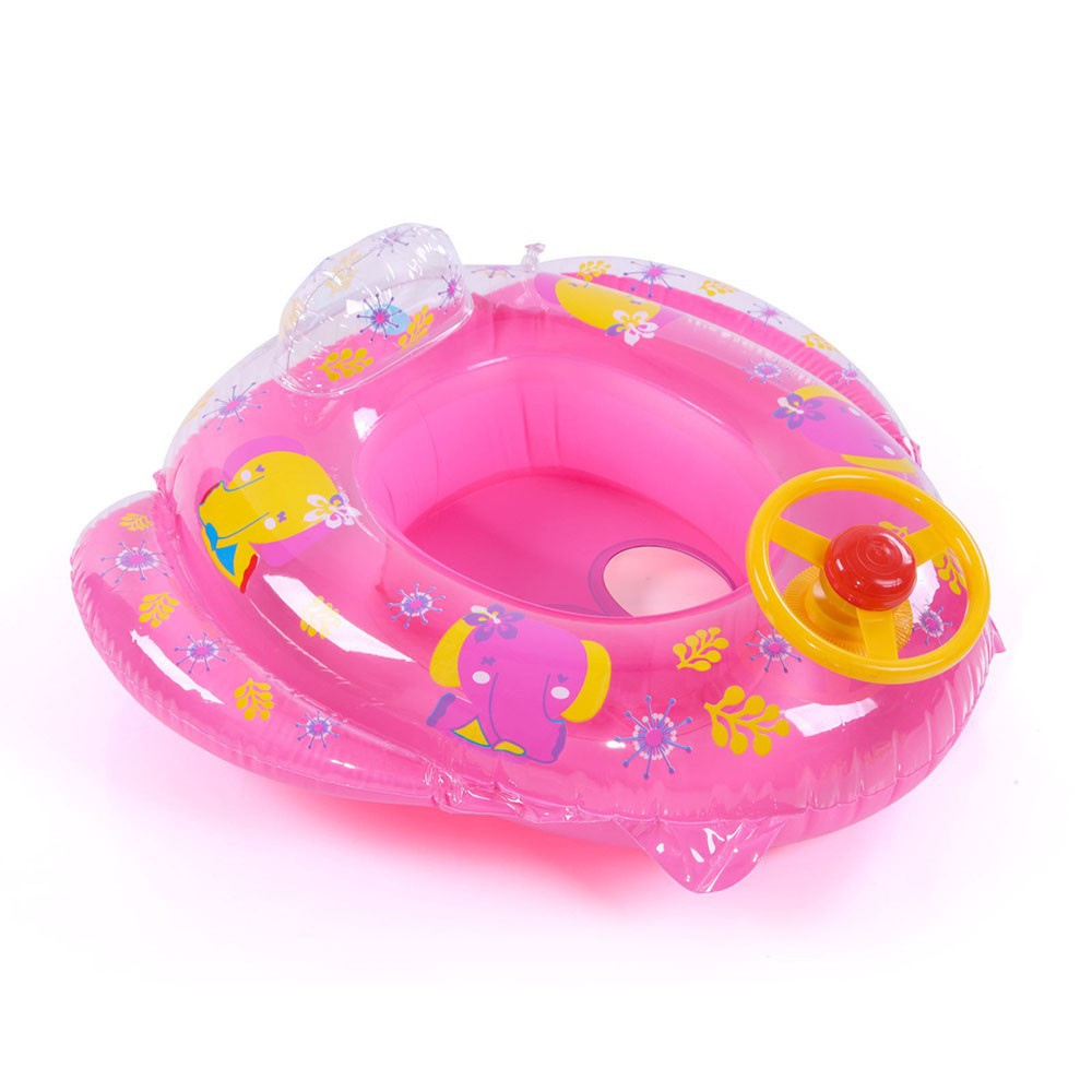 Baby toddler inflatable car float