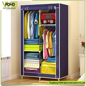 Marvelous Non Woven Assemble Fabric Wardrobe Fabric Closet And Portable Assemble  Fabric Wardrobe