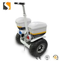 Sunnytimes CE approved 19inch off road gas filled electric scooter self balancing 2 wheel 48v self balancing scooter STS-04
