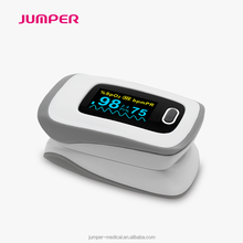Jumper Tube & Jari Pulse OXIMETER dengan Bluetooth Nirkabel Android