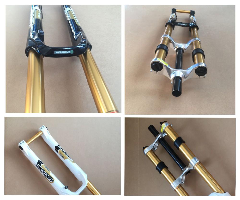 downhill suspension mountain bike fork